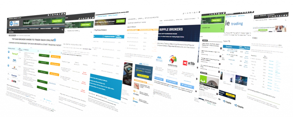 Wideey forex and financial websites