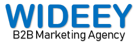 Wideey B2B Marketing agency