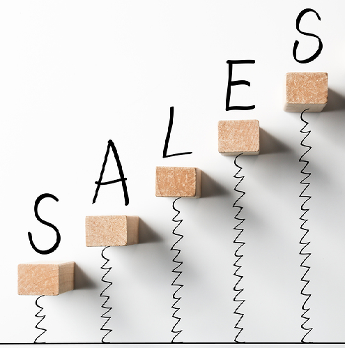 sales and conversion